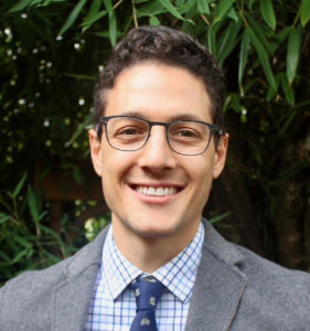 Our newest Pacific Naturopathic associate, Benjamin Alter, ND